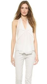 Donna Karan New York Sleeveless Petal Blouse at Shopbop