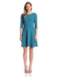 Donna Morgan Textured Dress at Amazon