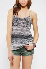 Donna printed cami by BDG at Urban Outfitters