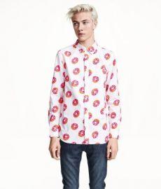 Donut patterned shirt at H&M