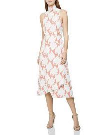Doriana Printed Dress by Reiss at Bloomingdales