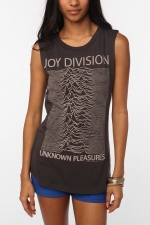 Emilys Joy Division shirt at Urban Outfitters at Urban Outfitters