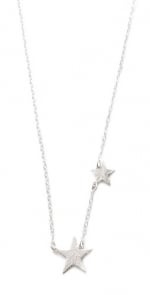 Dorrit's star necklace at Shopbop