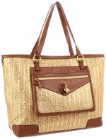 Dorritt straw bag by Juicy Couture at Amazon