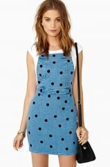 Dotty Jumper at Nasty Gal