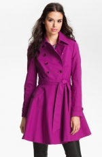 Double breasted coat by Ted Baker at Nordstrom