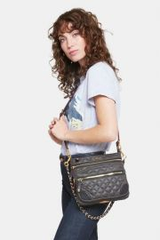 Downtown Crosby Crossbody Bag by MZ Wallace at Shoptiques
