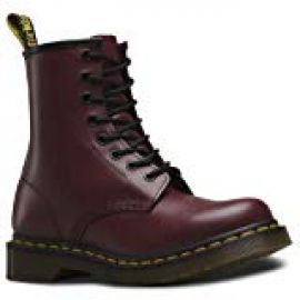 Dr  Marten s Women s 1460 8-Eye Patent Leather Boots  Cherry Red Rouge Smooth  7 F M  UK   9 B M  US Women   8 D M  US Men at Amazon