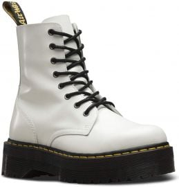 Dr  Martens - Jadon 8-Eye Leather Platform Boot for Men and Women at Amazon