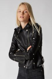 Dragonfly Moto Jacket by BlankNYC at BlankNYC
