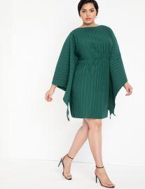 Drama Sleeve Dress at Eloquii
