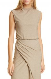 Drape Neck Top by Vince at Nordstrom