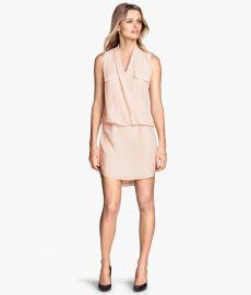 Draped Dress at H&M