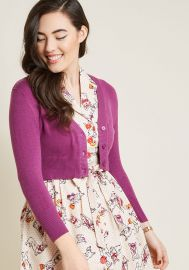Dream of the Crop Cardigan at ModCloth