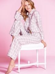 Dreamer Flannel Pajamas at Victoria's Secret