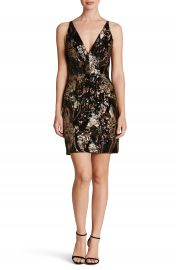 Dress the Population Jordyn Plunge Sequin Body-Con Dress at Nordstrom