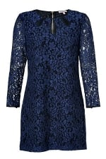 Dress with same pattern by Juicy Couture at Stylebop