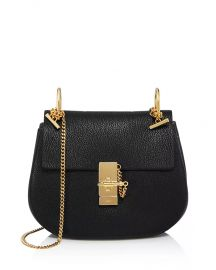 Drew Small Saddle Shoulder Bag at Bloomingdales