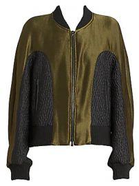 Dries Van Noten - Bomber Jacket at Saks Fifth Avenue