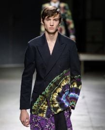 Dries Van Noten at Vogue