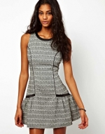 Drop waist dress like Alexs at Asos