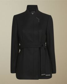 Drytaa Belted Short Coat by Ted Baker at Ted Baker