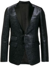 Dsquared2 Glitter Tailored Blazer - Farfetch at Farfetch