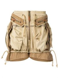 Dsquared2 Operation Seroja Balloon Shorts - Farfetch at Farfetch