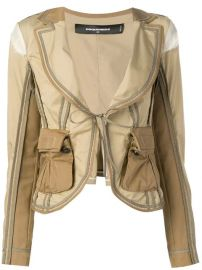 Dsquared2 Operation Seroja Jacket - Farfetch at Farfetch