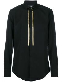 Dsquared2 Sequin Embellished Shirt - Farfetch at Farfetch