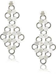 Ducessa earrings by Lionette NY at Amazon