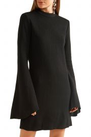 Duckie stretch-knit mini dress by Ellery at The Outnet