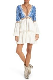 Dusk Till Dawn Minidress by Free People at Nordstrom Rack
