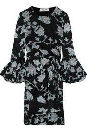 DvF Faridah Dress at The Outnet