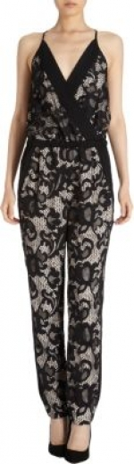 DvF Shany jumpsuit at Barneys at Barneys