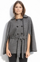 ECI Belted Cape at Nordstrom