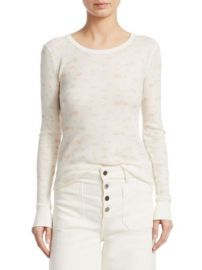 ELIZABETH AND JAMES - VALENTINE FLORAL PULLOVER at Saks Fifth Avenue