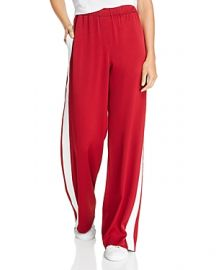 ELIZABETH AND JAMES KELLY SIDE-STRIPE TRACK PANTS at Bloomingdales