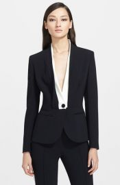 ESCADA Shawl Collar Tuxedo Jacket at Nordstrom