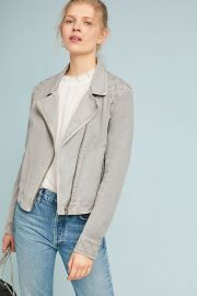 Easy Moto Jacket by Anthropologie at Anthropologie