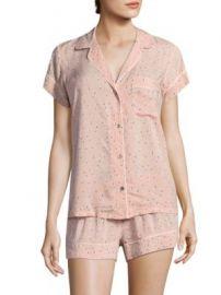 Eberjey - Victoria Pajama Set at Saks Fifth Avenue