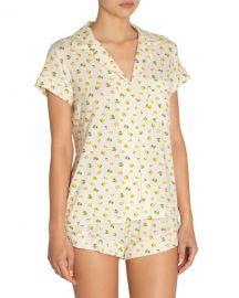 Eberjey Dianna Shorty Pajama Set at Neiman Marcus