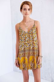 Ecote Frances Mini Bubble Dress at Urban Outfitters