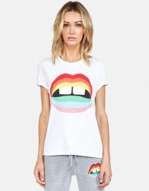 Edda Rainbow Gap Mouth at Lauren Moshi