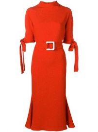 Edeline Lee Belted Dress - Farfetch at Farfetch