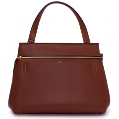 Edge Tote in Burgundy at Bluefly