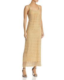 Edna Crochet Maxi Dress at Bloomingdales