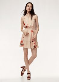 Effet Dress at Aritzia
