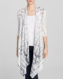 Eileen Fisher Cascade Wrap Cardigan at Bloomingdales