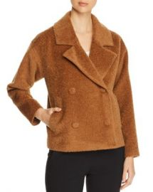 Eileen Fisher Textured Double-Breasted Jacket Women - Bloomingdale s at Bloomingdales